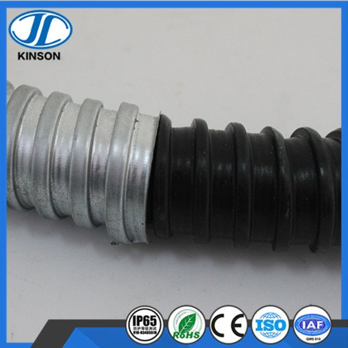 inner plastic coated flexible steel cable insulated conduit
