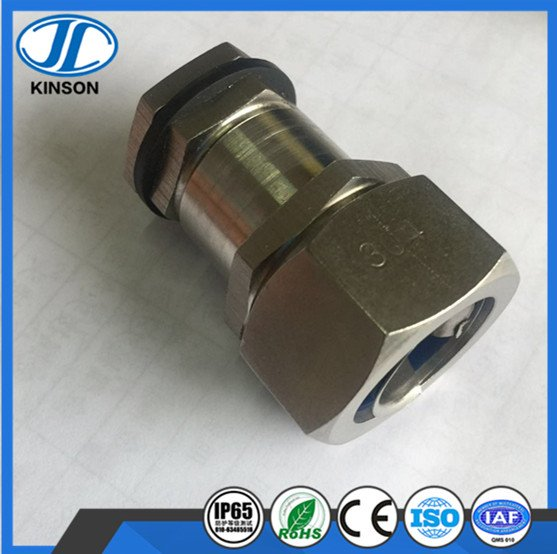 flexible conduit & cable stainless steel gland