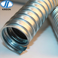 Electrical Galvanized Metal Flexible duct/ducting