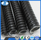plastic coated electrical wire cable galvanized flexible metal pipe