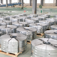 Galvanized steel strip series