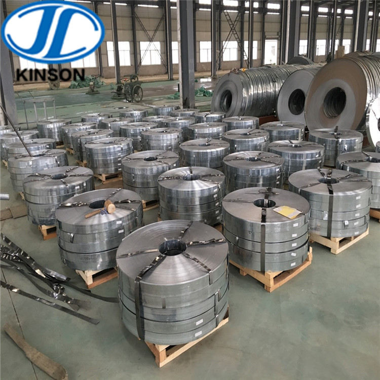 Hot dipper galvanized steel strip