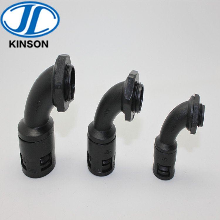 90 degree Right Angle Union For Flexible Pipe